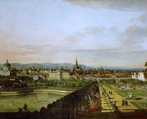 Vienna by Bernardo Bellotto