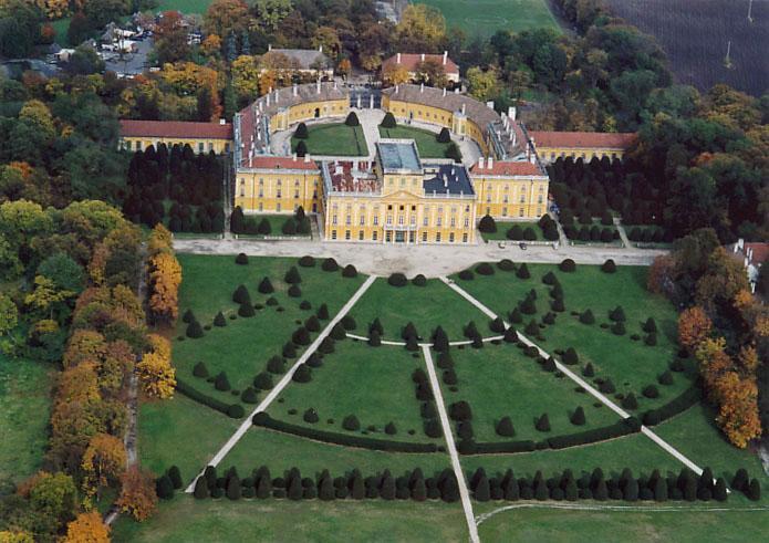 The Palace of Eszterházy