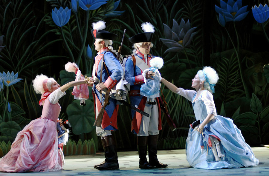 Comic Opera Company, Berlin's production of 'Cosi fan Tutte'