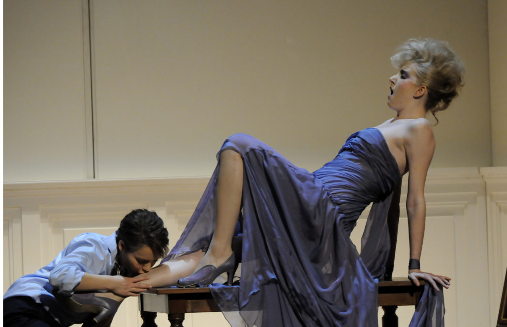 Dresden Opera Company's production of 'Alcina'