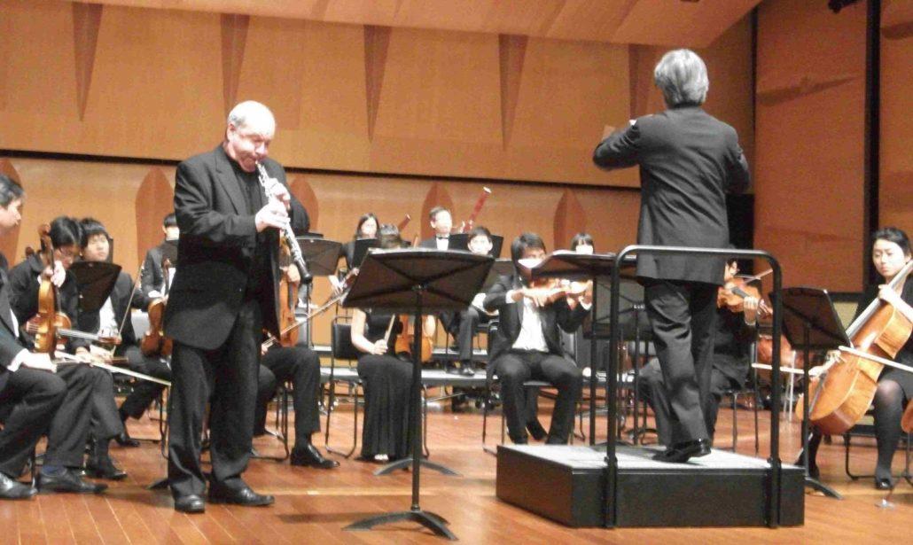 John Anderson Performing