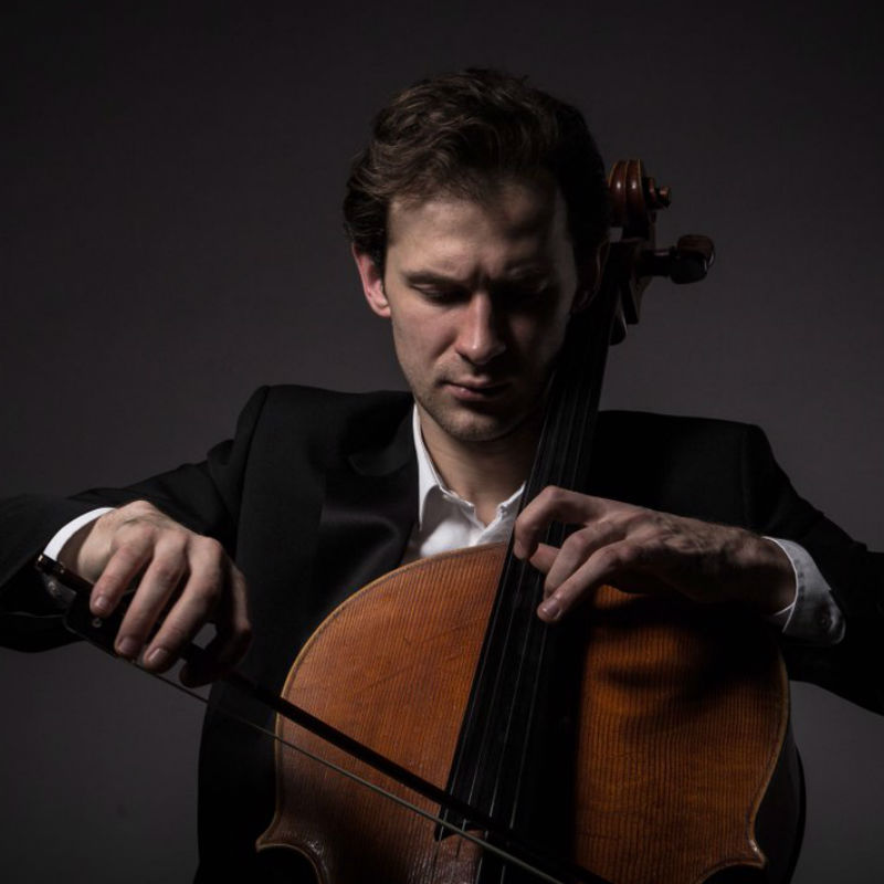 Aleksei Kiseliov, cello