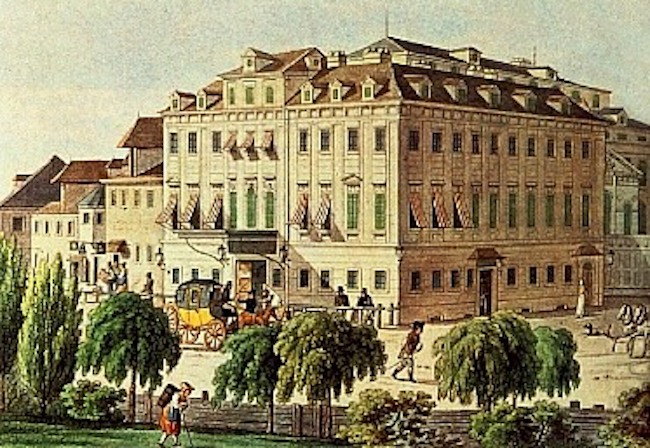 The Theater an der Wien