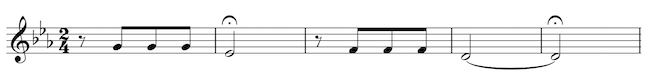 Opening motif
