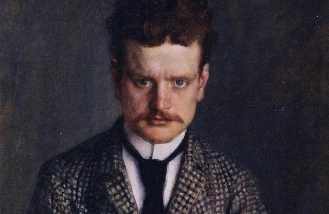 Sibelius in 1892