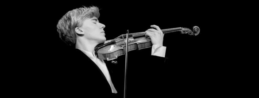 Mission Paganini with Yury Revich